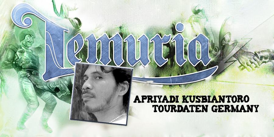 Lemuria_Tourdaten_Apriyadi