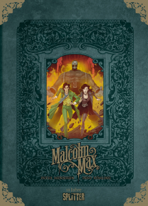 Malcolm_Max_Geburtstagsband_cover