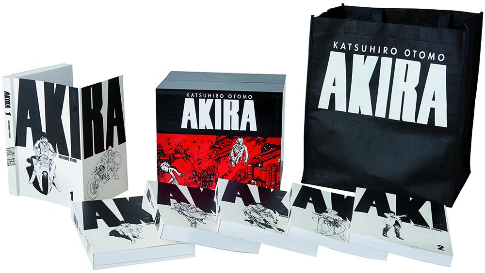 akira-gesamtausgabe