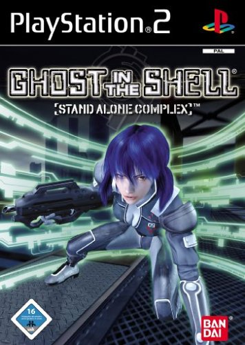 Ghost in the Shell (video game) | Ghost in the Shell Wiki ...