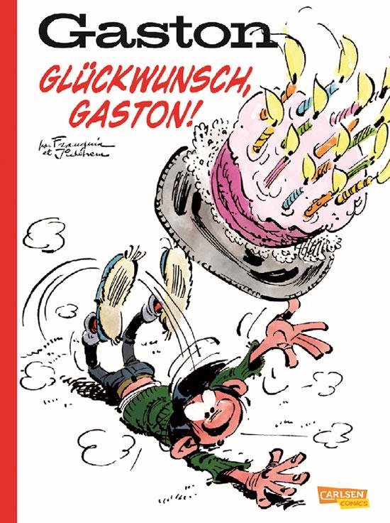 Vor 60 Jahren, Im Februar 1957, Debütierte Der Von André Franquin  Geschaffene Gaston Auf Den Seiten Des U201eSpirouu201c Magazins, Mit Dem Tod Des  Künstlers Im Jahr ...
