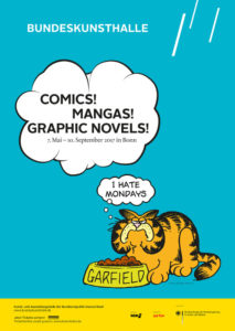 plakat-i-hate-mondays-garfield-skal