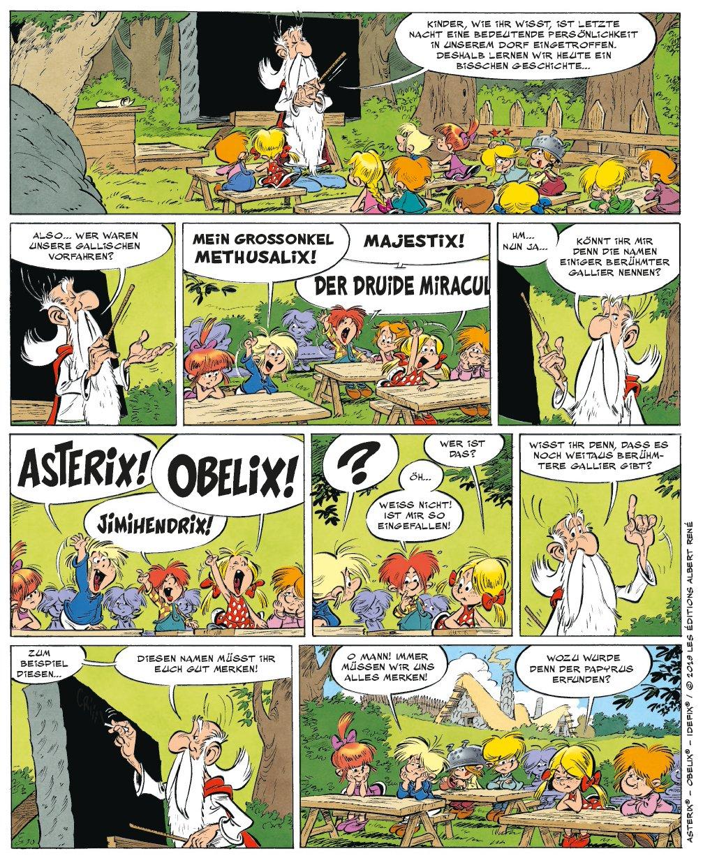 Neuer Asterix